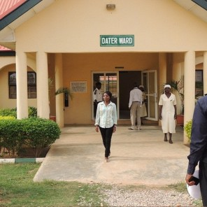 Federal Neuro-Psychiatric Hospital. Kaduna, Nigeria