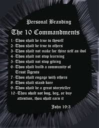 John Antonios- Personal Branding 10 Commandments